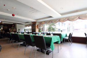 圖/室內用餐環境寬敞明亮,舒適不擁擠