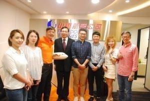 圖/山東航空今年9月喬遷至 台北市敦化北路167號 宏國大樓5樓A區,秉持開創精神為旅客服務